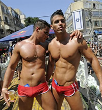 All Gay Tel Aviv Gay Pride Tour 2018