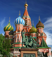 Moscow Russia Gay Tour