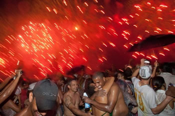 Gay Rio New Year Celebration tour