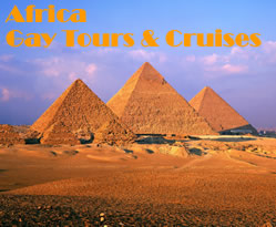 Africa Gay tours & cruises