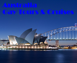 Australia, New Zealand & Oceania Gay tours & cruises